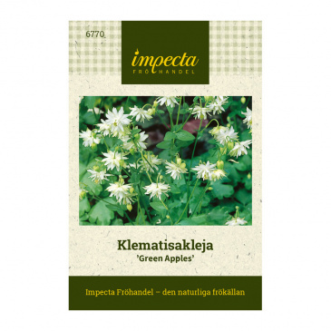 Klematisakleja 'Green Apples'
