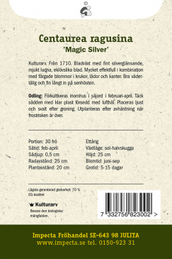 Silverklint 'Magic Silver'