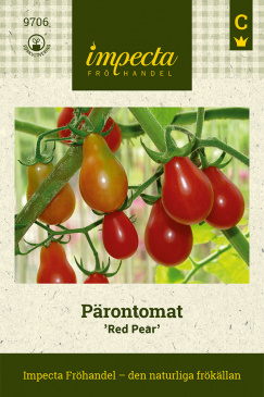Pärontomat 'Red Pear'