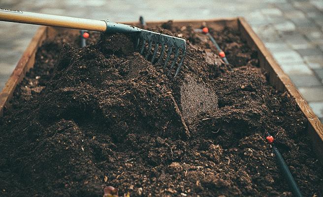 Kom igång att odla i pallkrage