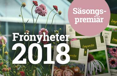 Frönyheter 2018