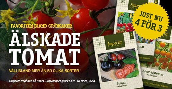 Tomater - Köp 4 betala för 3