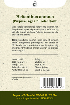 Solros F1 'Solar Flash'