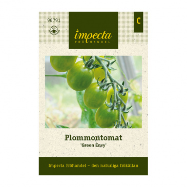 Plommontomat 'Green Envy'